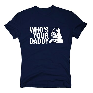 T-Shirt Daddy Darth Vader