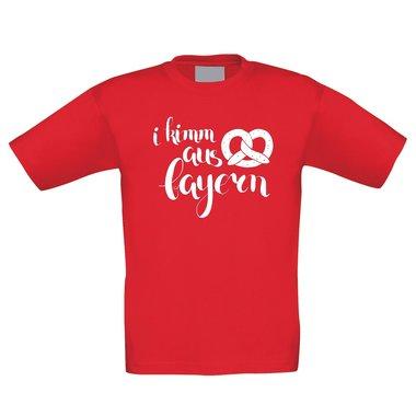Kinder T Shirt I Kimm Aus Bayern