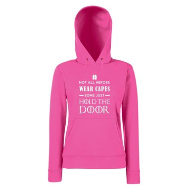 Game of Thrones - Not all heroes wear capes - Damen Hoodie