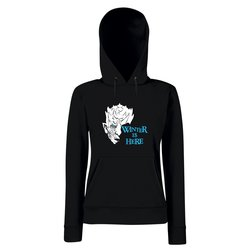 Game of Thrones - Winter is here - Damen Hoodie