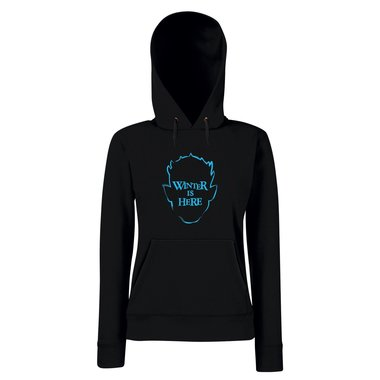 Winter is here - Game of Thrones - Damen Hoodie - Winter is coming Nachtkönig