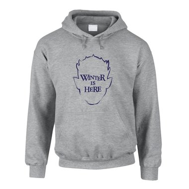 Winter is here - Game of Thrones - Herren Hoodie - Winter is coming Nachtkönig