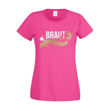 JGA - Braut on Tour - Dortmund - Damen T-Shirt