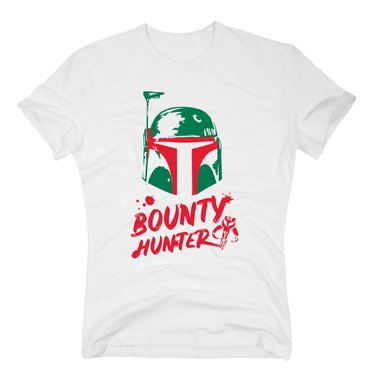 Boba Fett - Bounty Hunter - Herren T-Shirt