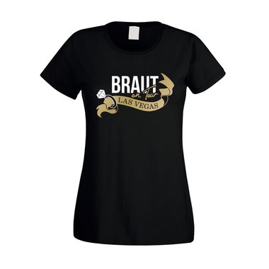 JGA - Braut on Tour - Las Vegas - Damen T-Shirt