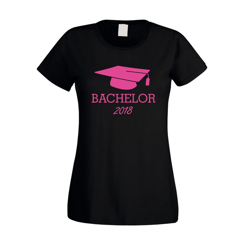 bachelor 2018 damen t shirt. Black Bedroom Furniture Sets. Home Design Ideas
