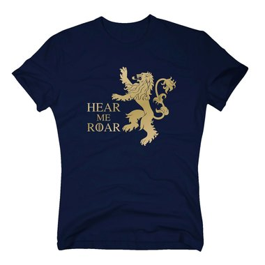 Game of Thrones - Hear Me Roar - Herren T-Shirt