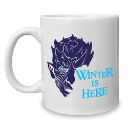 Kaffeebecher - Tasse - Winter is here - Game of Thrones