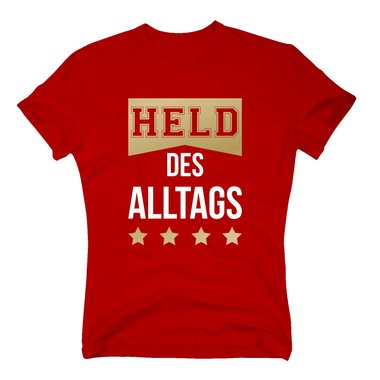 Herren T-Shirt - Held des Alltags