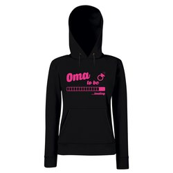 Damen Hoodie - Oma to be - loading