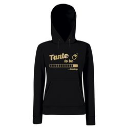 Damen Hoodie - Tante to be - loading