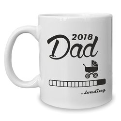 Kaffeebecher - Tasse - Dad 2018 ...loading