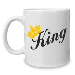 Kaffeebecher - Tasse - King