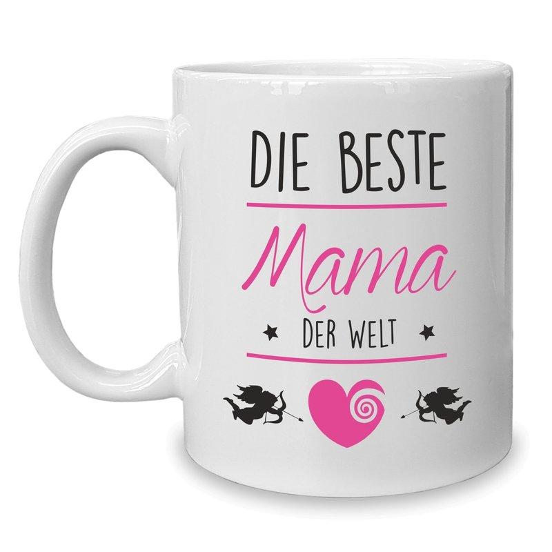 Die Beste Mama der Welt - Kaffeebecher