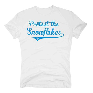 T-Shirt Protect the Snowflakes