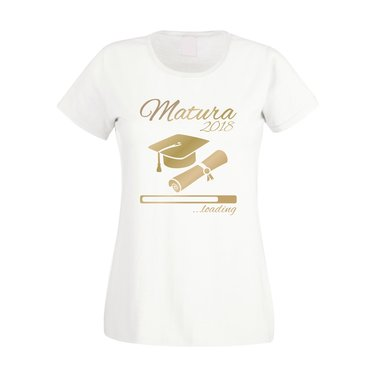 Damen T-Shirt - Matura 2018 ...loading