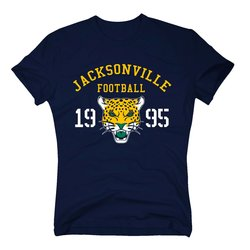 Herren T-Shirt - Jacksonville Football 1995
