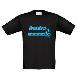 Kinder T-Shirt - Bruder loading
