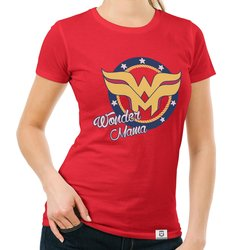 Damen T-Shirt - Wonder Mama
