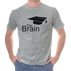 Herren T-Shirt - The Brain