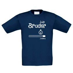 Kinder T-Shirt - Bruder 2019 loading