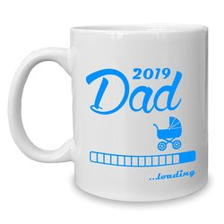 Kaffeebecher - Tasse - Dad 2019 loading