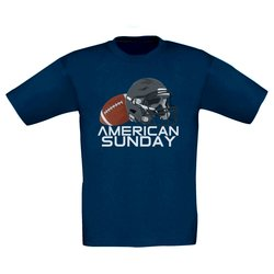 Kinder T-Shirt - American Sunday