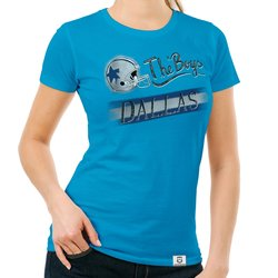 Damen T-Shirt - The Boys - Dallas