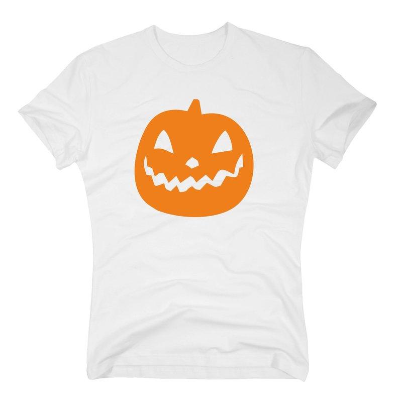 herren t shirt halloween mit k rbis in den gr en s 3xl. Black Bedroom Furniture Sets. Home Design Ideas