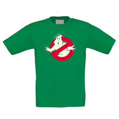 Kinder T-Shirt - Glow - Ghost Busters