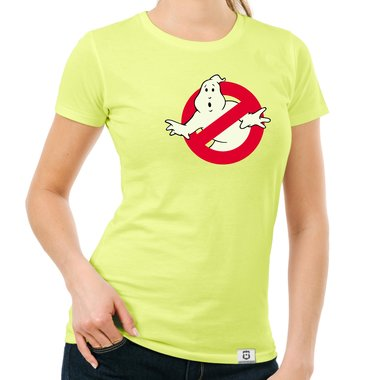 Damen T-Shirt - Ghost Busters - Glow