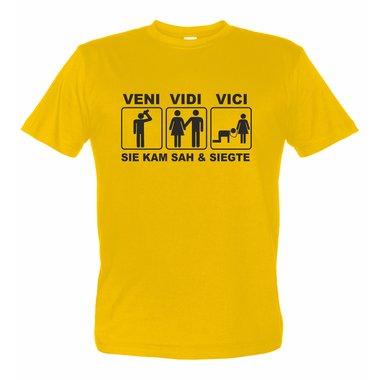 ... JGA Sprüche   T Shirt VENI VIDI VICI Junggesellenabschied ...