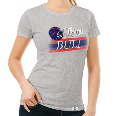 Damen T-Shirt - Texan - Bull