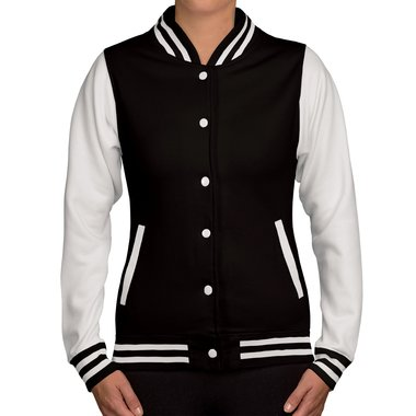 Damen College Jacke - Pats - New England