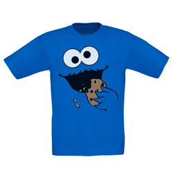 Kinder T-Shirt - Keks Monster