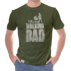 Herren T-Shirt - The Walking Dad