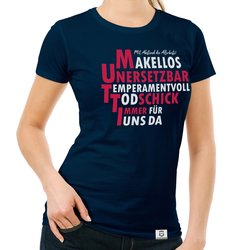 Damen T-Shirt - MUTTI