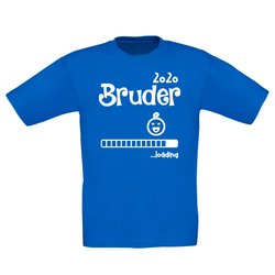 Kinder T-Shirt - Bruder 2020 loading
