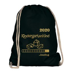 Turnbeutel - Kindergartenkind 2020 loading