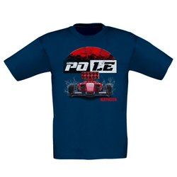 Kinder T-Shirt - Pole Racing