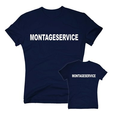 T-Shirt Montageservice