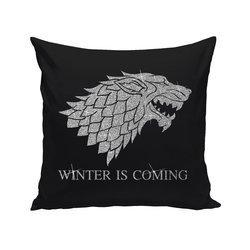 Kissen Game of Thrones - Dekokissen - Schattenwolf Winter...