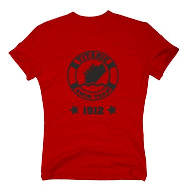 T-Shirt Titanic Swim Team 1912