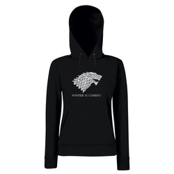 Game of Thrones Pulli - Damen Hoodie Winter is coming