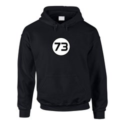 Hoodie 73 The Big Bang Theory
