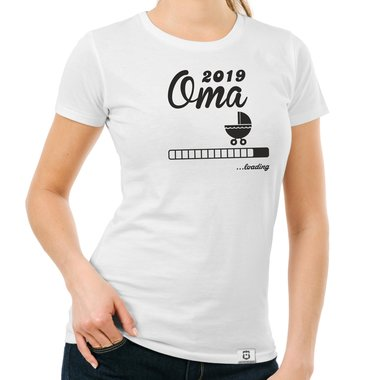 Damen T-Shirt - Oma 2019 loading