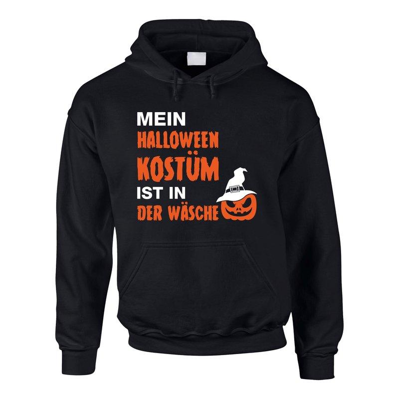 Herren Verkleidung Mein Halloween Kostüm Shirt mit Druck