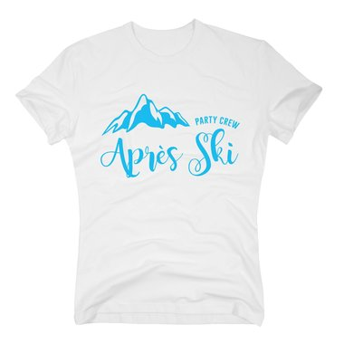 Herren T-Shirt - Apres Ski - Party Crew