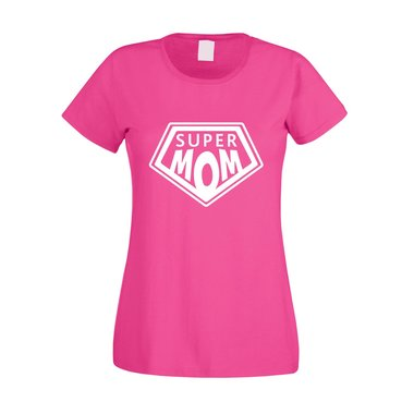 Damen T-Shirt - Super Mom