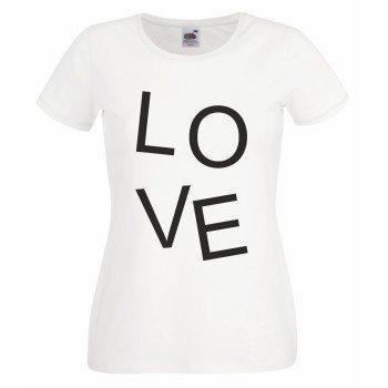 Damen T-Shirt LOVE